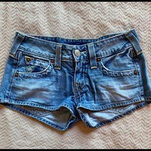 True Religion Shorts.